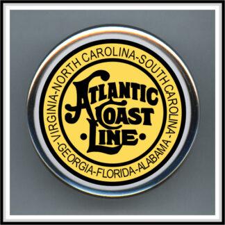Atlantic Coast Railroad Gold Herald