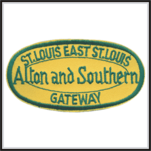 Alton & Southern Railway Yellow Herald