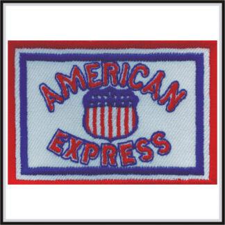 American Express Railroad