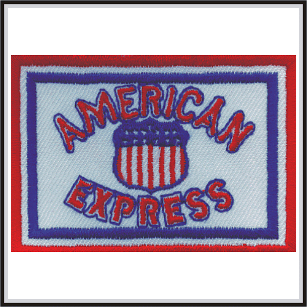 American Express Railroad