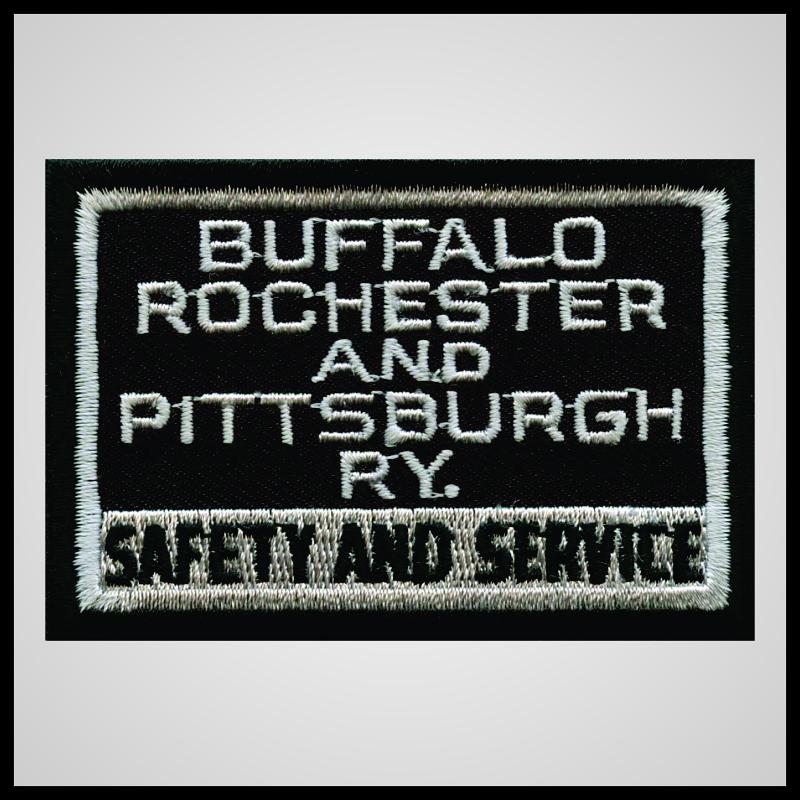Buffalo Rochester and Pittsburgh Railway