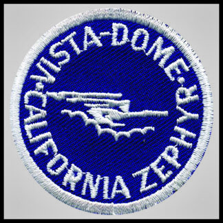 California Zephyr - Vista-Dome