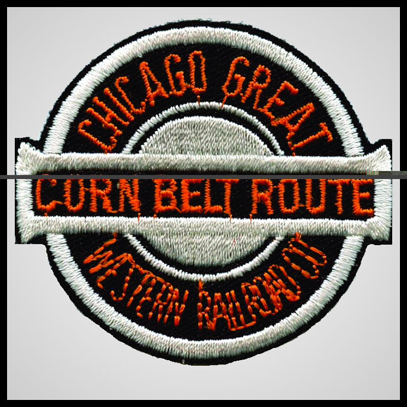 Chicago Great Western Railroad Corn Belt Route