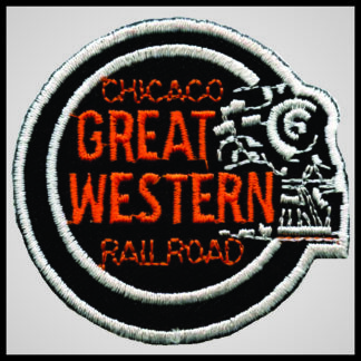 Chicago Great Western Railroad - Engine Logo