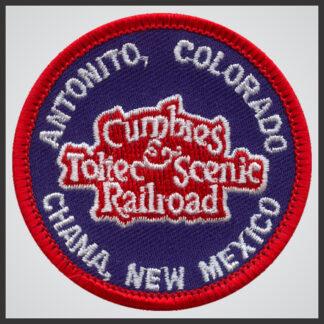 Cumbres & Toltec Scenic Railroad - Antonito & Chama Logo