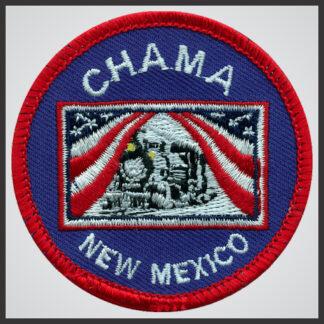 Cumbres & Toltec Scenic Railroad - Chama Flag Logo