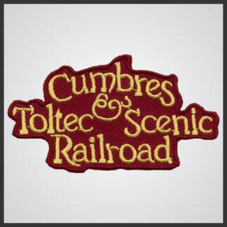 Cumbres & Toltec Scenic Railroad - Dark Logo