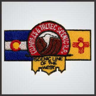 Cumbres & Toltec Scenic Railroad - Flag Logo