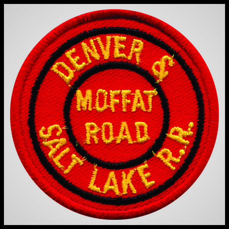 Denver & Salt Lake Railroad - Moffat Road