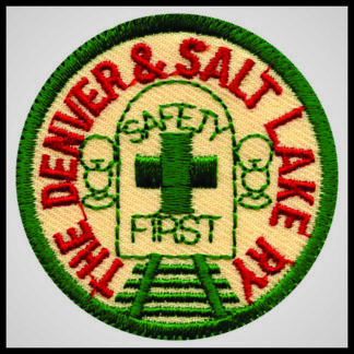 Denver & Salt Lake Railway - Safety