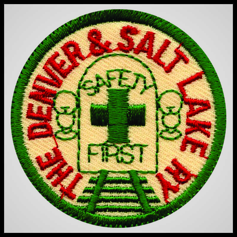 Denver & Salt Lake Railway - Safety