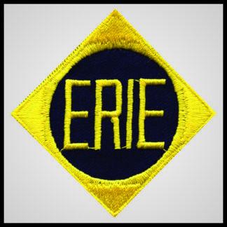 Erie Railroad - Gold
