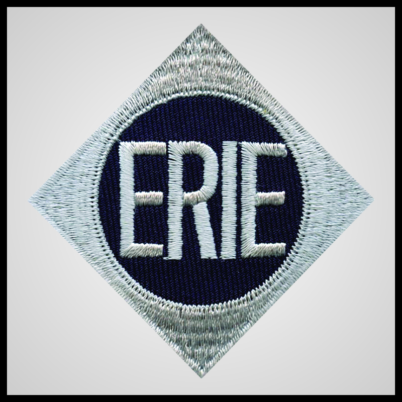 Erie Railroad - Silver