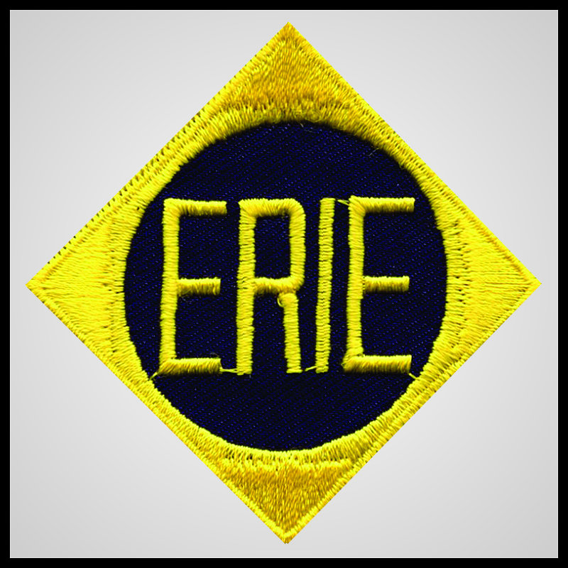 Erie Railroad - Gold