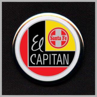 Santa Fe - El Capitan Text