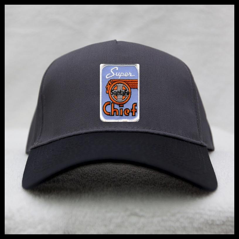 Hat SANTA FE TEXAS CHIEF Cap ATSF