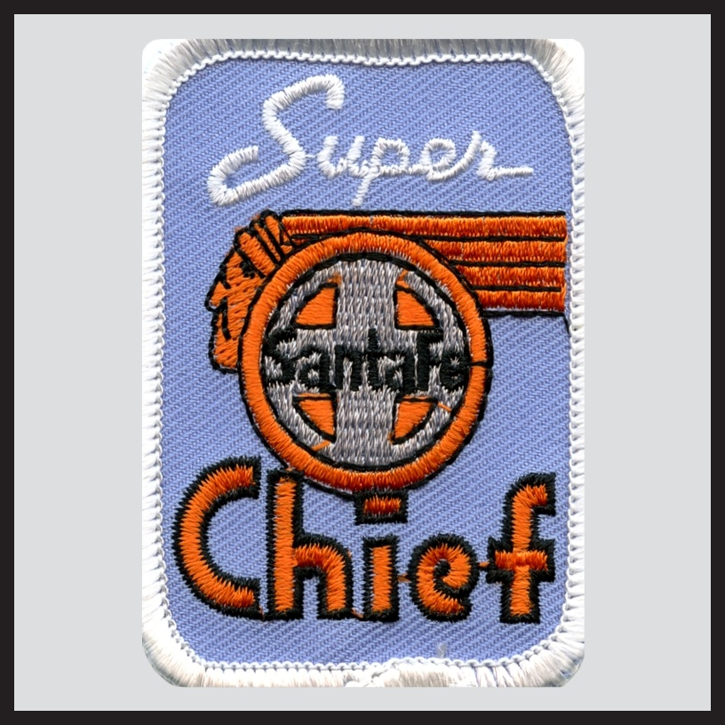 Santa Fe Super Chief - Blue Herald