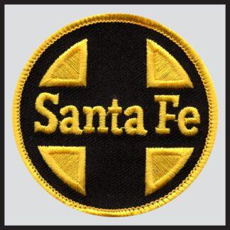 Santa Fe Railway - Yellow Herald