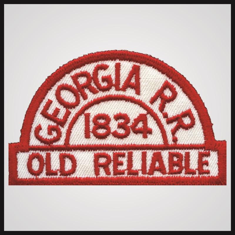 Georgia Railroad - Small Logo
