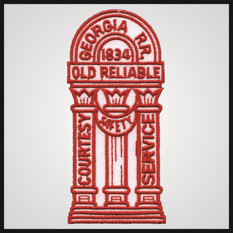 Georgia Railroad - Large Logo