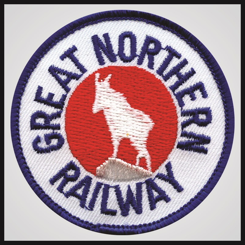 Great Northern Railway - Blue Logo