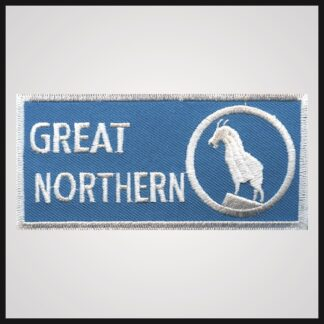 Great Northern Railway - Rectangle Logo