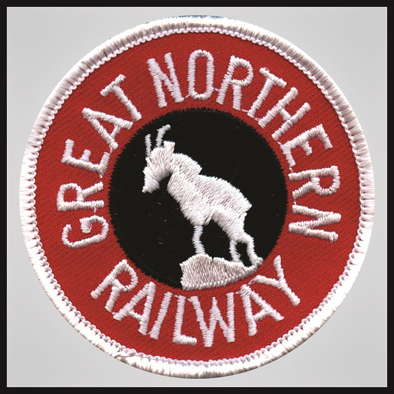 Great Northern Railway - Red Logo