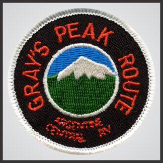 Gray's Peak Route - Argentine Central Railway
