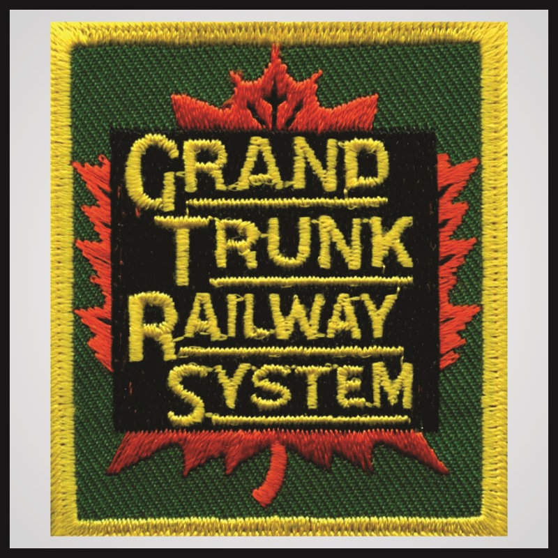 Grand Trunk Railway System - Leaf Herald