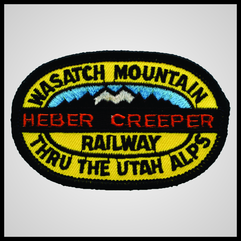 Heber Creeper - Wasatch Mountain Railway