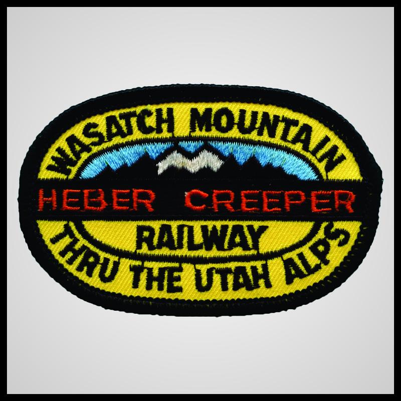 Heber Creeper - Wasatch Mountain Railway