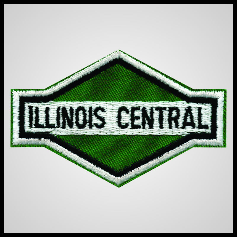 Illinois Central Railroad - Triangle Herald