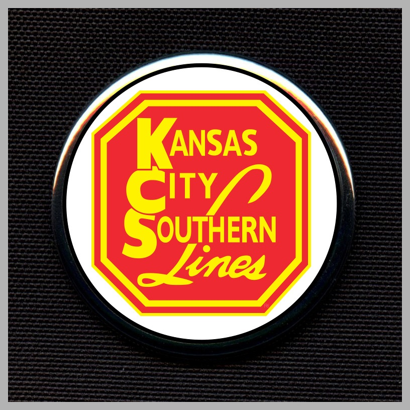Kansas City Southern Lines - Red Herald