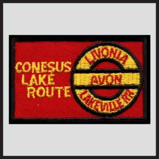 Livonia Avon & Lakeville Railroad