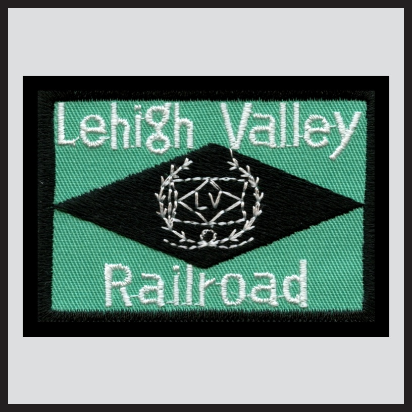 Lehigh Valley Railroad - Green Herald