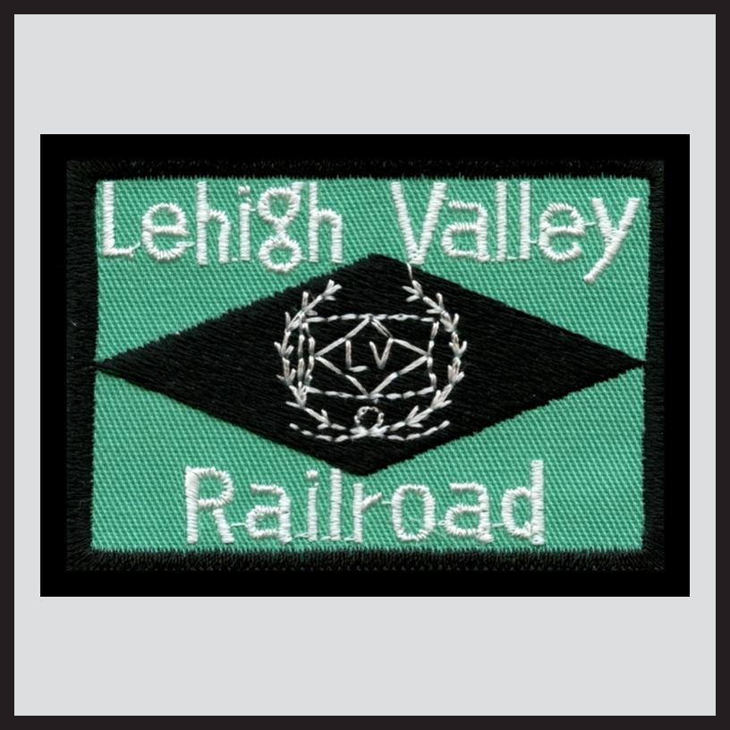 Lehigh Valley Railroad - Green Herald