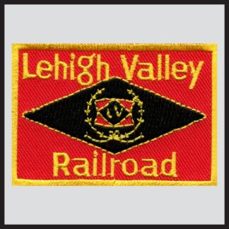 Lehigh Valley Railroad - Red Herald