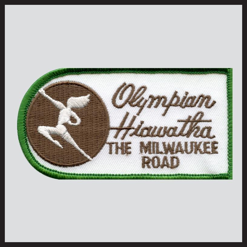 Milwaukee Road - Hiawatha herald