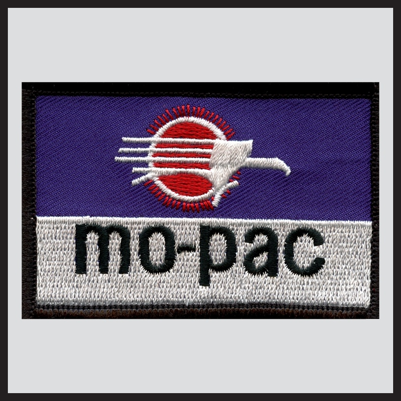 Missouri Pacific Railroad - Mo-Pac Blue Herald