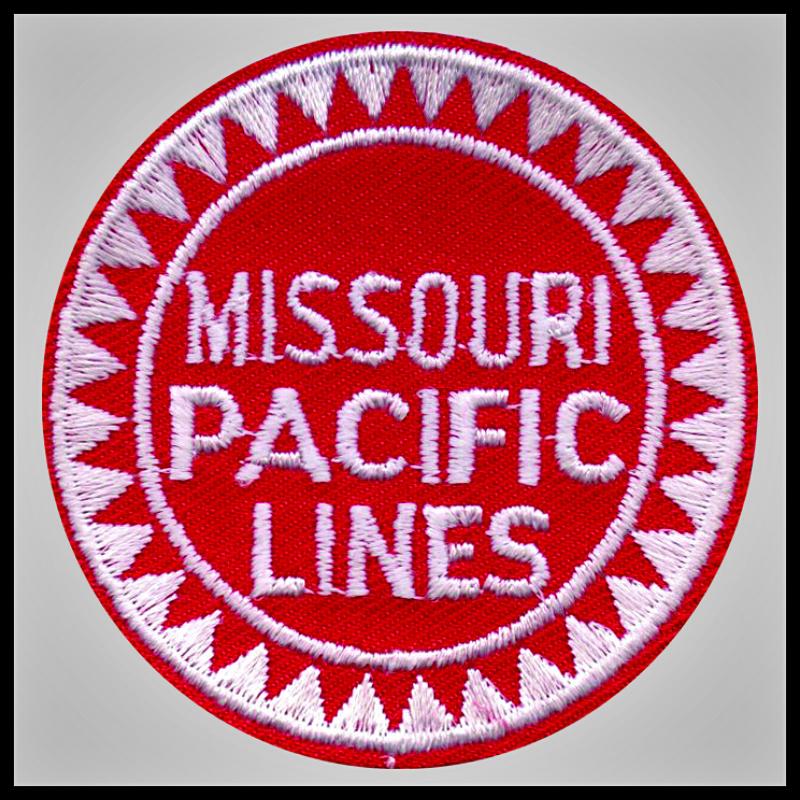 Missouri Pacific Lines - Red Herald