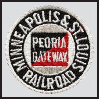 Minneapolis and St. Louis Railway - Black Herald
