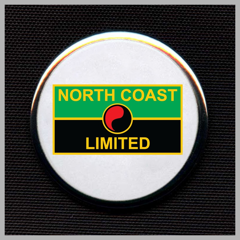 North Coast Limited - Green Herald