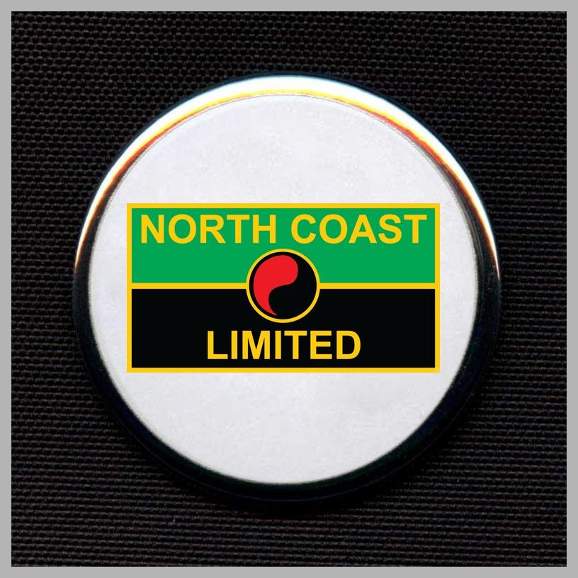 North Coast Limited - Green Herald