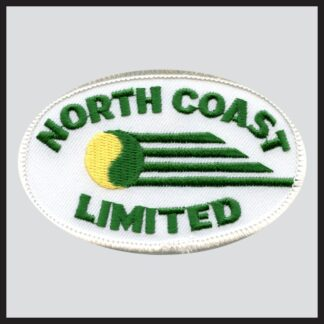 North Coast Limited - Green Oval Herald