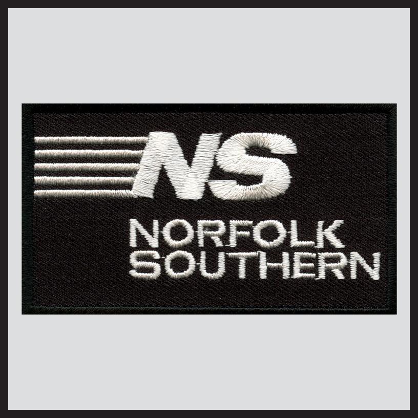 Norfolk Southern - Black Herald