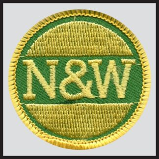 Norfolk and Western Railway - Yellow Herald