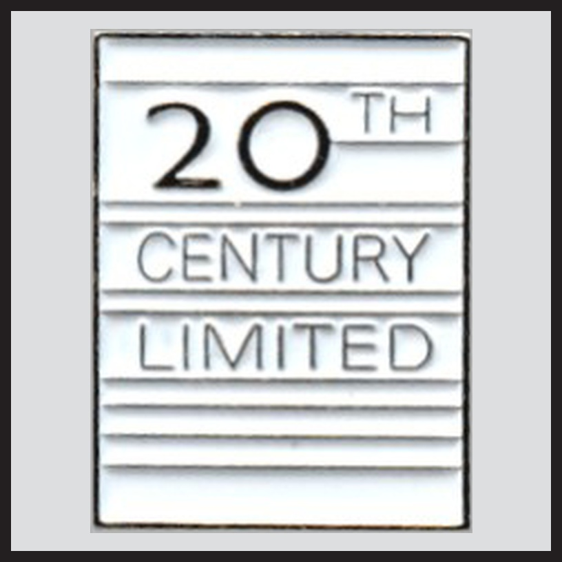 New York Central Railroad - 20th Century Limited Herald