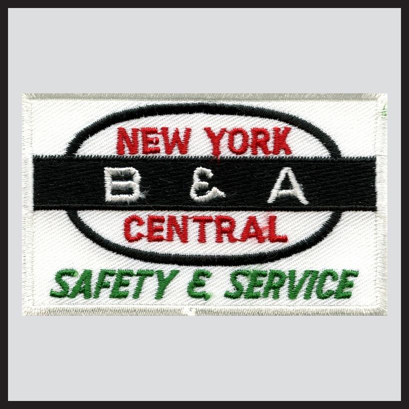 New York Central Railroad - B&A Herald