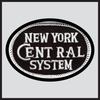 New York Central System - Black Herald