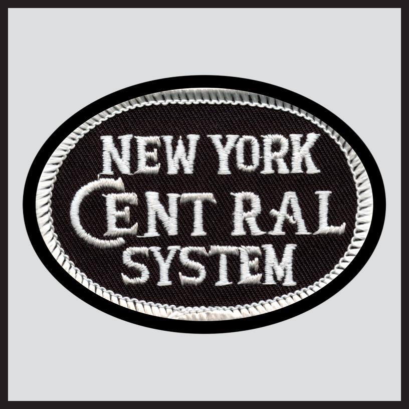 New York Central System - Black Herald